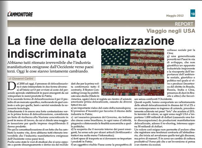 Cina e dittatura comunista. L'Italia alla ricerca di capitali.