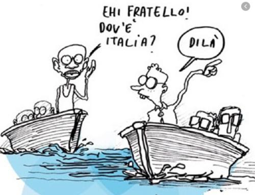 Italia base logistica dei terroristi? E' possibile.