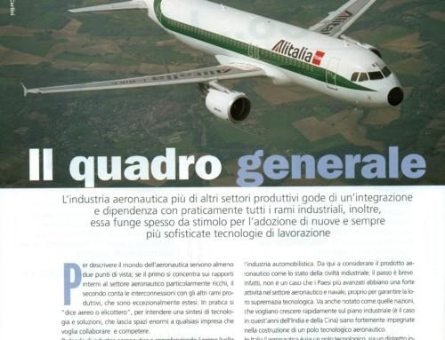 Dossier aeronautica, le leghe per la produzione aerea
