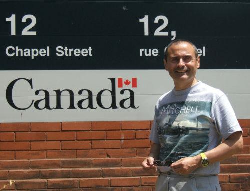 Il Dossier Canada. Prof Carlini corrispondente