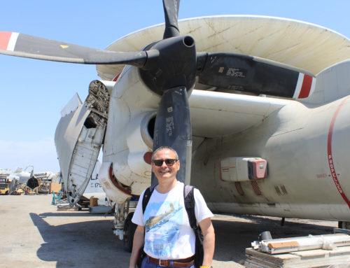 Alitalia e il suo atterraggio di fortuna, ora rottami e sopravvissuti