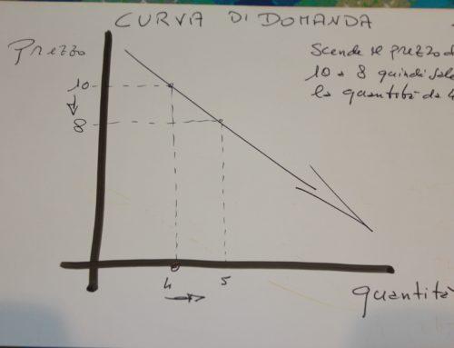 Curva inversa calcolo intercette. Prof Carlini. Micro