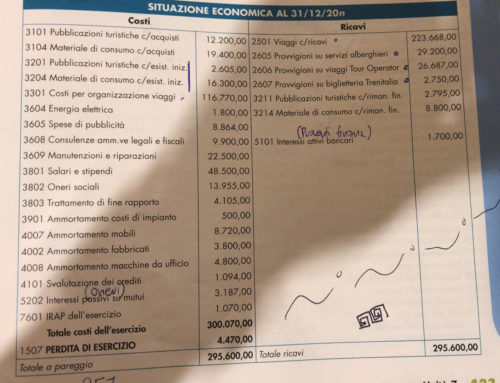 Tipologie diverse di bilanci. Prof Carlini