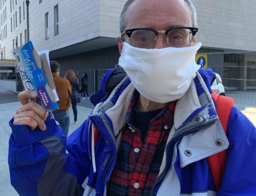 Il naso è il luogo d'ingresso del virus cinese