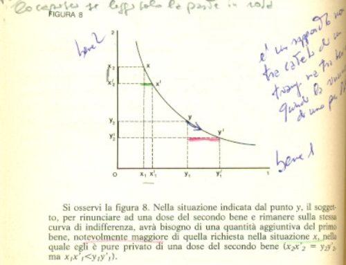 Formulario 3 di micro. Prof Carlini