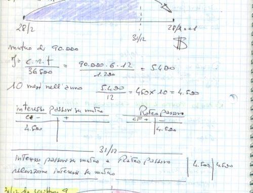 Situazione contabile della JKL. Esercizio antipatico. Prof Carlini