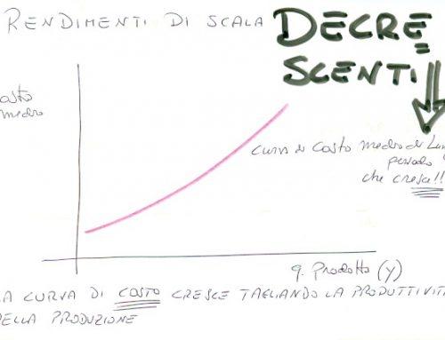Ricavo totale diverso da profitto. Prof Carlini