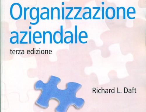 Capitolo 7 del Daft. Organizzazione az. Prof Carlini