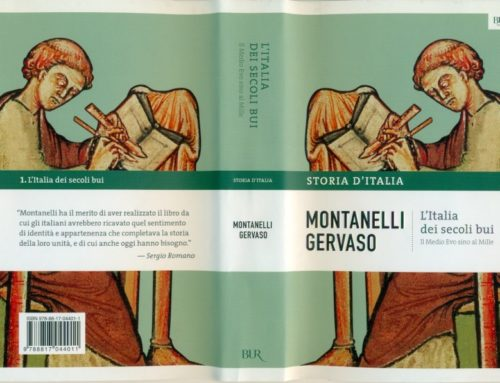 Secoli bui. Opera di Montanelli. Appunti Prof Carlini