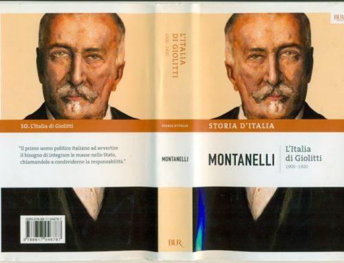 Italia di Giolitti. Testo di Montanelli. Commento Prof Carlini