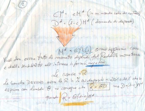 Domanda moneta 3. Simbologia. Macro. Prof Carlini