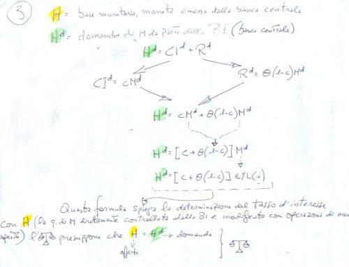 Mercati finanziari. Formule magiche. Macro. Prof Carlini