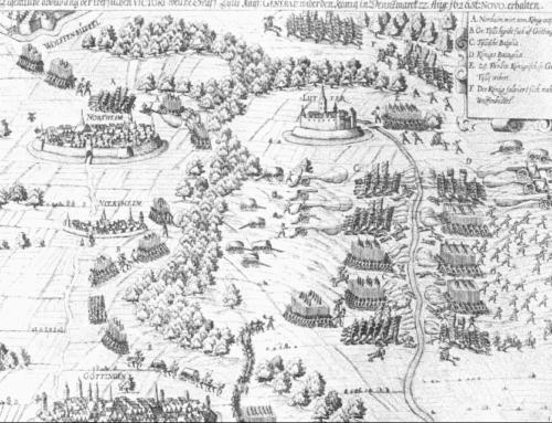 Fase danese2. Battaglia di Lutter. Prof Carlini