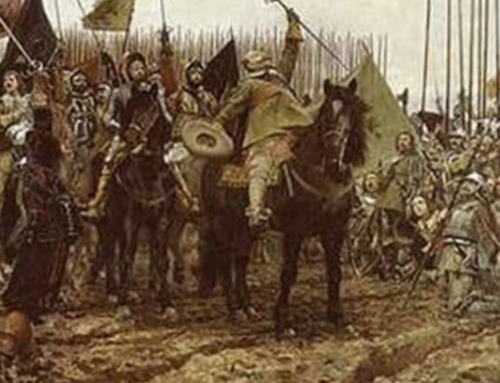 Fase svedese4 Battaglia di Breitenfeld. Prof Carlini