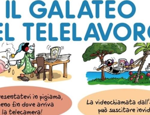 Lavoro agile1 anzichè smart working. Prof Carlini