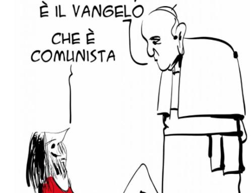 Addio Chiesa di Roma filo cinese comunista. Prof Carlini
