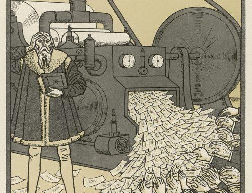 Inflazione come guasto al benessere. Prof Carlini