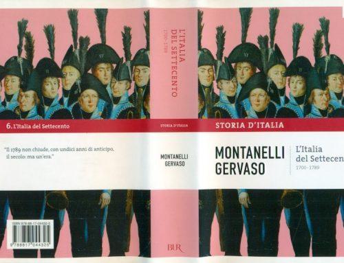 Italia del Settecento. Indro Montanelli. Prof Carlini